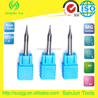 cutting end mill end mill cutter tool end mill sharpening machine