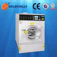 top rated stainless steel 8/10/12kg front load black washing machine