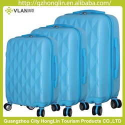 2015 NEW arrival Factory supply professional hot sale ABS trolley luggage bag