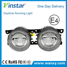 led fog light for Acura ILX 2013 with ring drl design