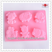 2014 Hot Sale Silicone Pancake Form With Nice Design