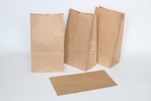 hot dog, coffee, BBK, bread,take away food grade paper bags