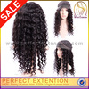 Buy From China Onlin Curly Wavy Brazilian Hair Lace Full Wig