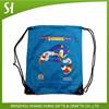 high quality padded drawstring bags/world cup sports drawstring bag