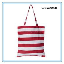 wholesale canvas shopping bag/oem production canvas tote bag/canvas bag