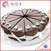 Custom Cardboard Paper Luxury Wedding Cake Box