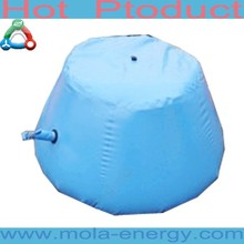 100L-50000L Collapsible Plastic Water Tank Used for Irrigation, Tarpaulin PVC Coating