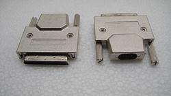 Cisco compatible adapter HP68 Male MINI SCSI 68P VHDCI 68P Male Terminal Plug adapter Cisco network adapter for HWIC-16A 8A