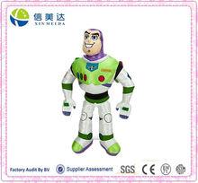 Toy Story Buzz Lightyear muñeca de la felpa