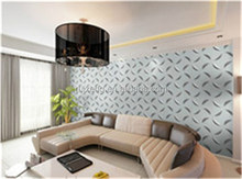 washable eco- friendly 3d Embroidery wall panel for home decoration
