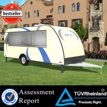 FV-78 New model electric bike trailers live in trailers manufacture trailer dogs