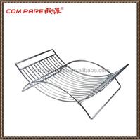 Chair shape metal wire fruit basket