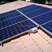HYE Complete 5kw solar power system/5kw home solar system/5kw solar off grid system