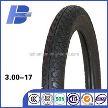Hot sale motorbike tire /3.00-17 motorcycle tire/ tyre manufacturer