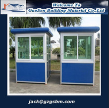 High quality low cost new disign sentry box