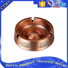 Custom casino metal copper ashtray for sale
