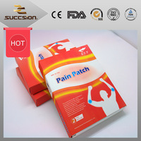 China Hot Sale Competitive Price best selling product factory direct supply Wholesale pain relief patch as pain pills for sale