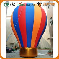 Factory supply different types inflatable planet balloon in many style