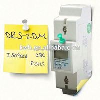 ANSI and IEC standard electrical counter meter power meter