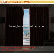 One Thermal insulated muti-purpose eclipse blackout curtain