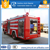 New design 5ton light truck chassis for fire fighting wholesale