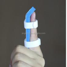 Hot new products for 2015 sport foam padded waterproof finger splint for finger fracture