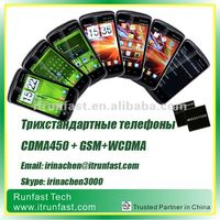 2012 new cell phone GSM and CDMA450 Cell Phone U77