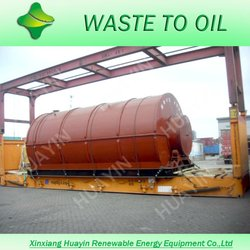 1993 Starting Business Used Ship Oil To Diesel Plant Without Emission And Discharging
