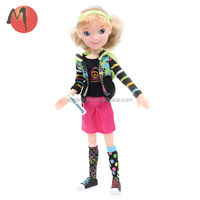 OEM dress-up doll/plastic doll/barbiee fashion doll/ball jointed doll