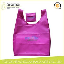 Contemporary best selling yellow shopping bag