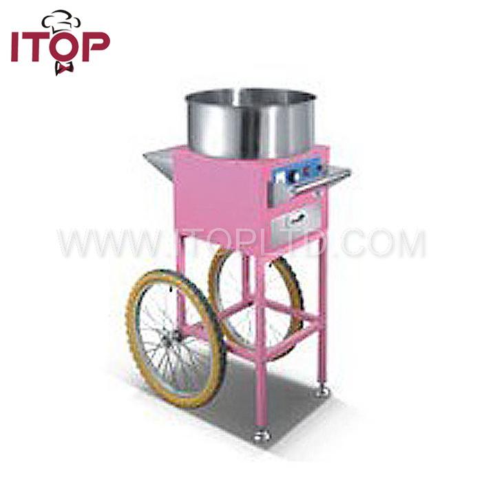 cotton flower machine