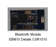 Bluetooth module EBM10 CSR Bluetooth Low Energy Module, BT, BLE, ShenZhen Factory high quality Bluetooth module 4.0 EBM10