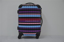 china supplier custom luggage wheels parts / luggage tag / trolley travel bags