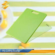 Non slip plastic cutting board with FDA certificate