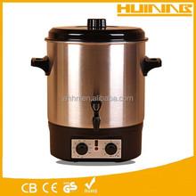 wholesale 16L kitchen sterilizer cooking pot no oil