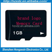 Wholesale price 1GB micro TF sd card and New product memory micor sd card 1GB for mobile for tf card
