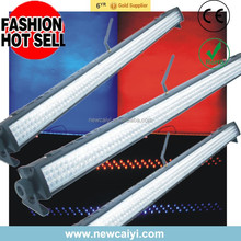 252*10mm led round wall washer for interior use