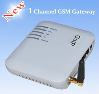 GoIP VoIP Gateway+GSM Converter SIP IP Phone Adapter (IMEI Change+Quad band+Encryption built-in)