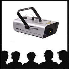 Stage 12v fog machine wire/remote/DMX control 1200w disco fogging machine