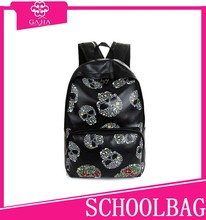 Latest canvas boys and girls backpack teens school backpack 2015 for teenagers