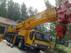 Used Japan Tadano Truck Crane 200 ton