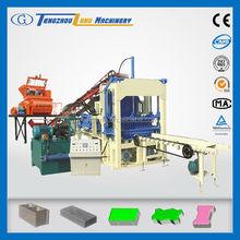QT4-15C medium sized automatic hollow block making machine
