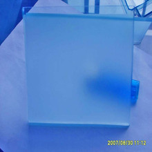 China Bayer virgin material ISO certificate indoors screen decoration for good aesthetics color polycarbonate Frosted sheet