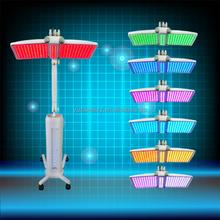 Professional Beauty Equipment led pdt Machine For skin rejuvenation&Blood Vessels Removal hair regrowth formula men