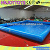 New Inflatable Square Water Swimming Pool Toys for Playground