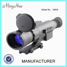 Minghao 3x Tactical Gen1+ cheap hunting night vision riflescope, generation 1 rifle scope night vision