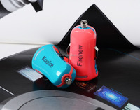 car charger for laptop computer with duckbilled shape usb car charger ce rohs