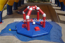 Inflatable sports game/inflatable wrecking ball
