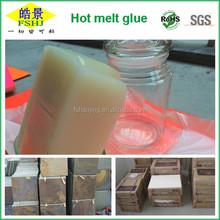Yellow Bolck Tile Hot Melt Adhesive