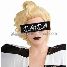 Lady Gaga Party Funny Sunglasses Supplies